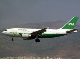 A310-300  AP-BEB