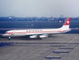 McDonnell Douglas DC8-62  HB-IDG