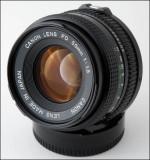 10 Canon FD 50mm f1.8 Lens.jpg