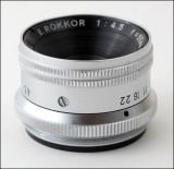 05 Minolta E Rokkor 75mm Enlarging Lens.jpg