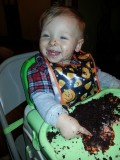Connor's First Birthday - Oct 2012