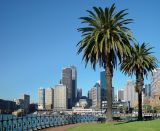 Sydney Cove from Dawes Point Park