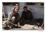 Shoe menders from Rajahstan