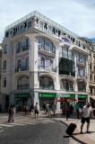 Internacional Design Hotel Lisbon, na esquina da Rua Augusta com a Rua da Betesga