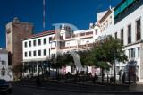 A Rua da Cadeia e a Torre Fernandina