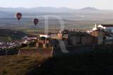 Os Balões Sobre o Castelo