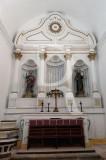 O Antigo Altar da Igreja Paroquial de Alcáçova