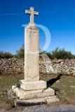 Mata de Lobos  Cruz de Pedro Jacques (Monumento Nacional)