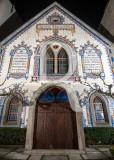 Igreja Evangélica na Pç. Coronel Pacheco