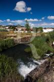 O Rio Alcoa em Chiqueda