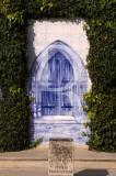 O Pórtico da Antiga Igreja