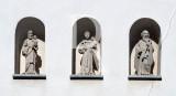 São José, Santo António e São Pedro
