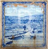 Azulejos de Rio Maior