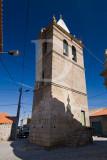 A Torre Sineira da Igreja de Santa Marinha