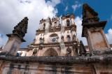 O Mosteiro de Alcobaça em 11 de Abril de 2013