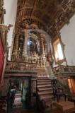A Capela-mor da Igreja de São Gonçalo
