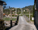 Pelourinho, Cruzeiro e Ponte Medieval de Ovelha