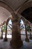 Claustro do Convento de Travanca (MN)