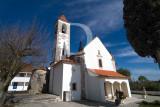 Igreja de Santa Maria Madalena, paroquial de Alcobertas e megálito-capela adjacente (Imóvel de Interesse Público)