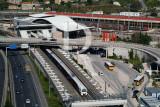 Estação Ferroviária de Campolide (Arqt. José Cottinelli Telmo)
