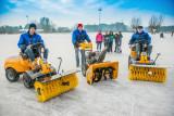 Een volle week schaatsplezier op de Vianense Bosbaan