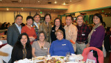 Dinner with Martin Yan and Grace Young