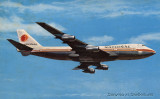 1970 - one of two B747-135's operated by National Airlines