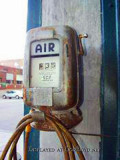 Air for free at gas stations