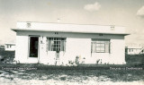 1948 to 1950 - a Sundeck Homes poured concrete home in east Hialeah
