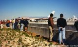 1997 - the annual airfield tour (5th annual) that I gave at MIA every January in conjunction with the Eddy Gual Slide Orgy