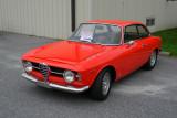 Alfa Romeos at Radcliffe Motorcar Co. -- October 2012
