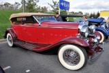AACA Fall Meet Car Corral, Hershey, PA -- October 2012