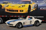 Extraordinary Corvettes at Simeone Automotive Museum -- November 2012