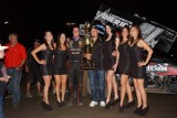 10-20-12: Tulare Thunderbowl Raceway: Trophy Cup finale