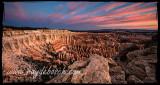 Sunrise at The Ampitheatre - Bryce Canyon National Park, UT