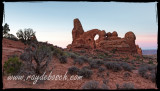 Turret Arch, Arches NP