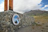 Argentina's Glacier National Park, Entrance (2430)