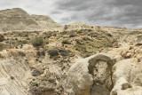 Badlands, Natural Arch (2397)