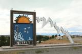 Entrance to El Calafate (2666)