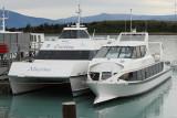 Boats to Estancia Cristina (3332)