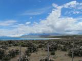 Paine Massif, Entering Torres del Paine (2354L)