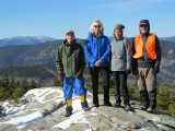 Speckled Mountain Hike, 11/10/2012