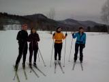 Jackson skiing, 2/23/2013