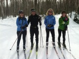 Jackson skiing, 3/2/2013