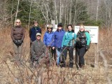 Cathance River Preserve 3/16/13
