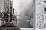 Chicago Warehouse Fire Jan 2013