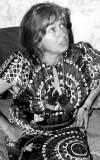 Popo (Paulette Couralet)  13 juin 1973, retour du Népal
