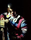 Petit clown observateur
