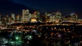 City of Edmonton Skyline July 2012