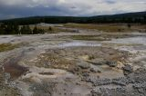 Some of the thousands of geothermal features